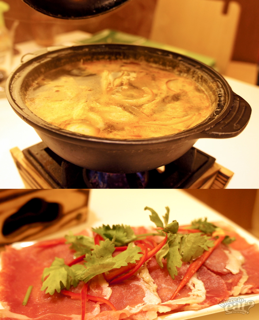 Vietnamese Beef Hot Pot