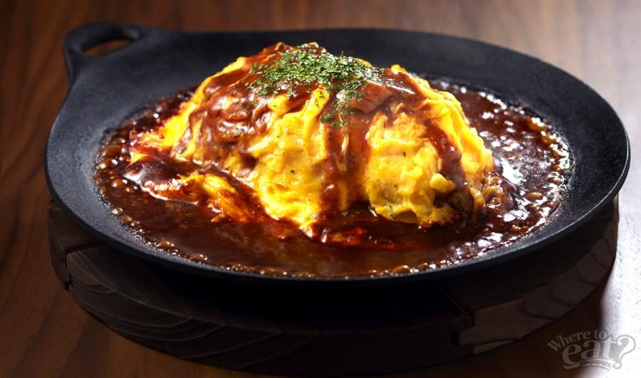 Omu Rice